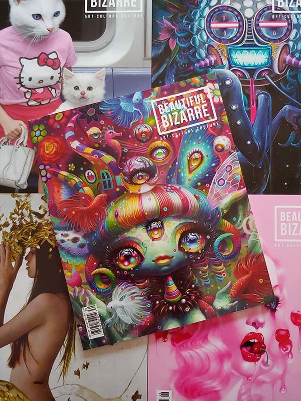Beautiful Bizarre art magazine
