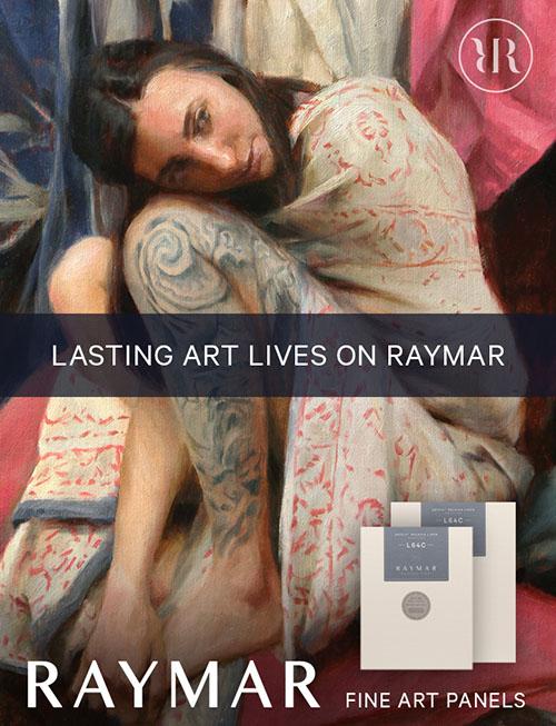 Raymar Banner - Beautiful Bizarre Art Prize - 2