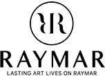 Raymar Logo w mark_Black_Beautiful Bizarre Art Prize