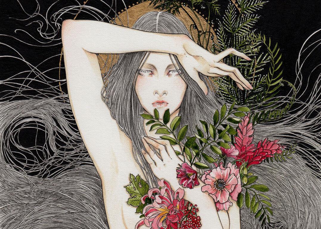 Andi Soto - art - artist - pop surrealism surreal