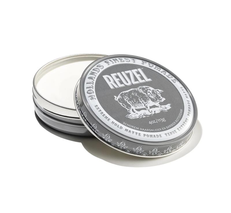 Reuzel Extreme Hold – matte Pomade (Grey)