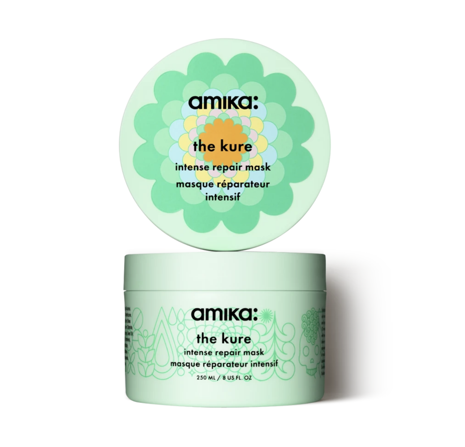 LOVE AMIKA – The Kure – Intense Repair Mask