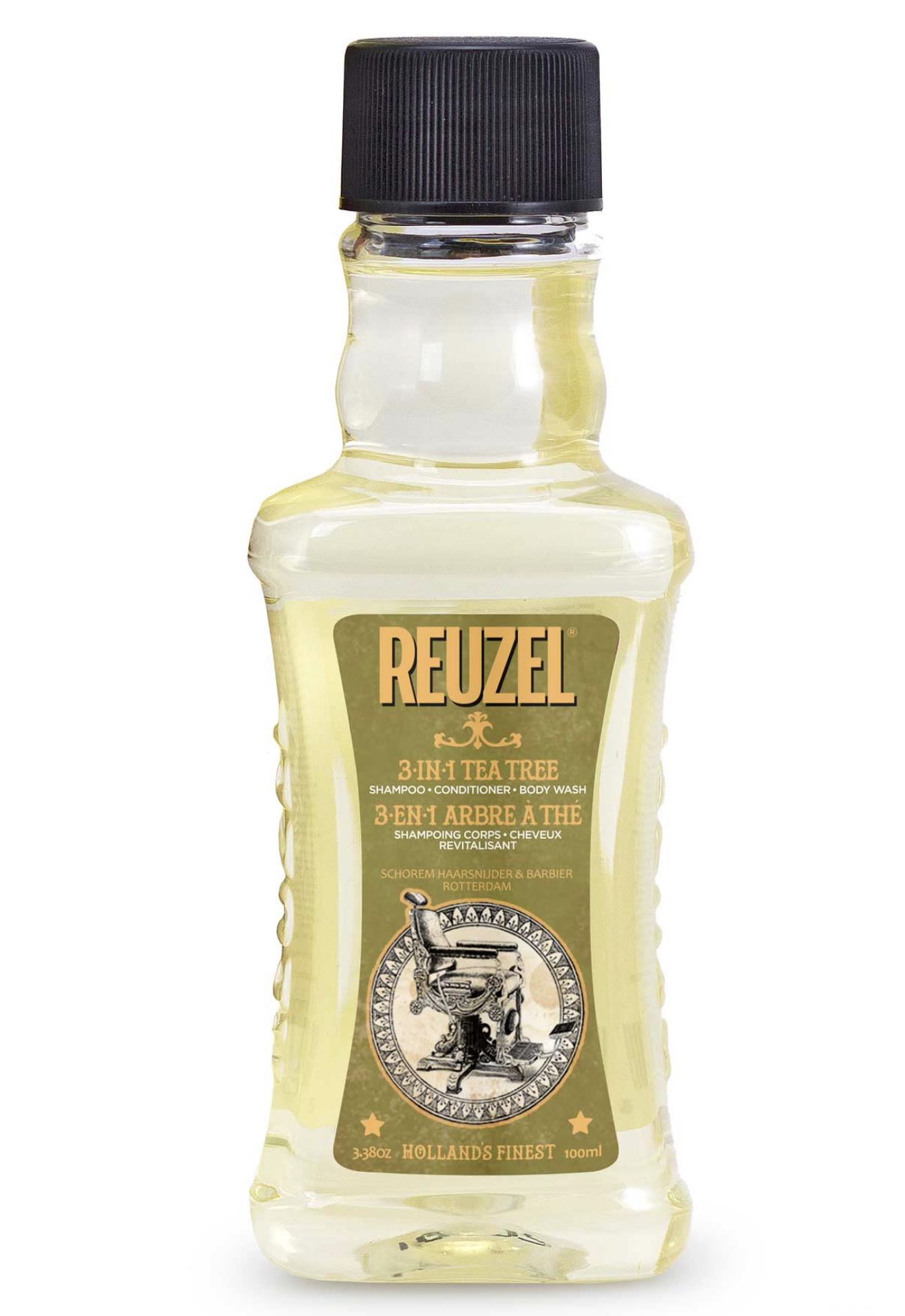 Reuzel 3-IN-1 Shampoo
