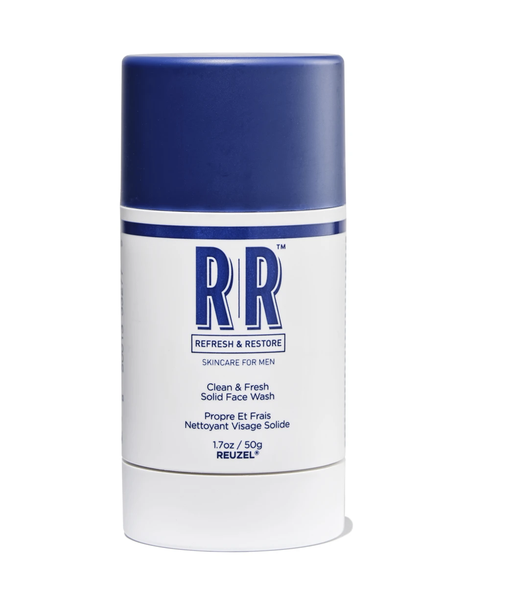 Reuzel Clean & Fresh Solid – Face Wash Stick