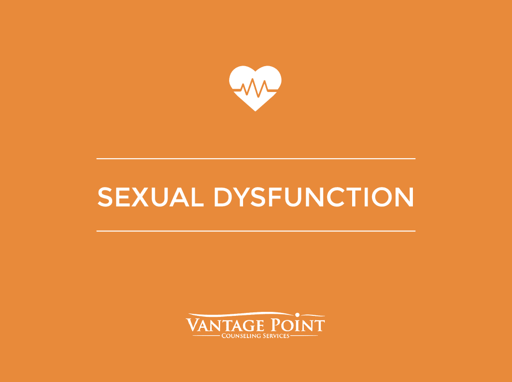 sexual disfunction
