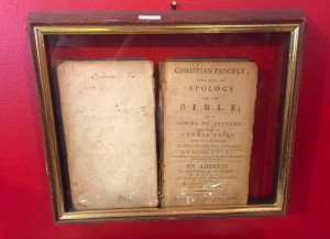 Look in Pop's Attic boasts a copy of the first book ever printed in West Virginia.