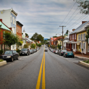 Shepherdstown main street