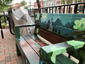 Shepherdstown Bench Project