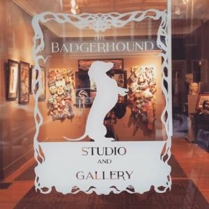 Badgerhound Studio and Gallery