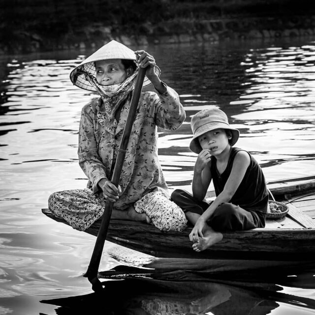 12 years ago. #vietnam #blackandwhite #travelphotography