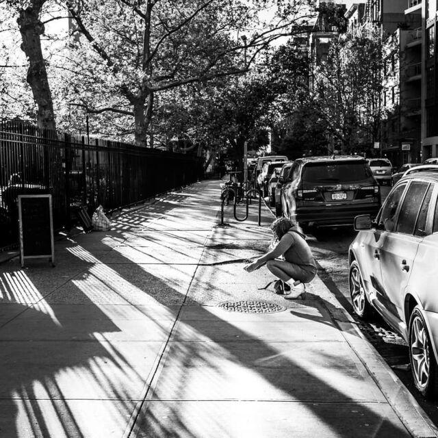 #nyc #streetphotography #manhattan #nycparks #blackandwhitephotography