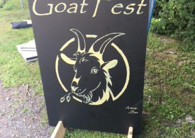 AS_Goat Fest Sign