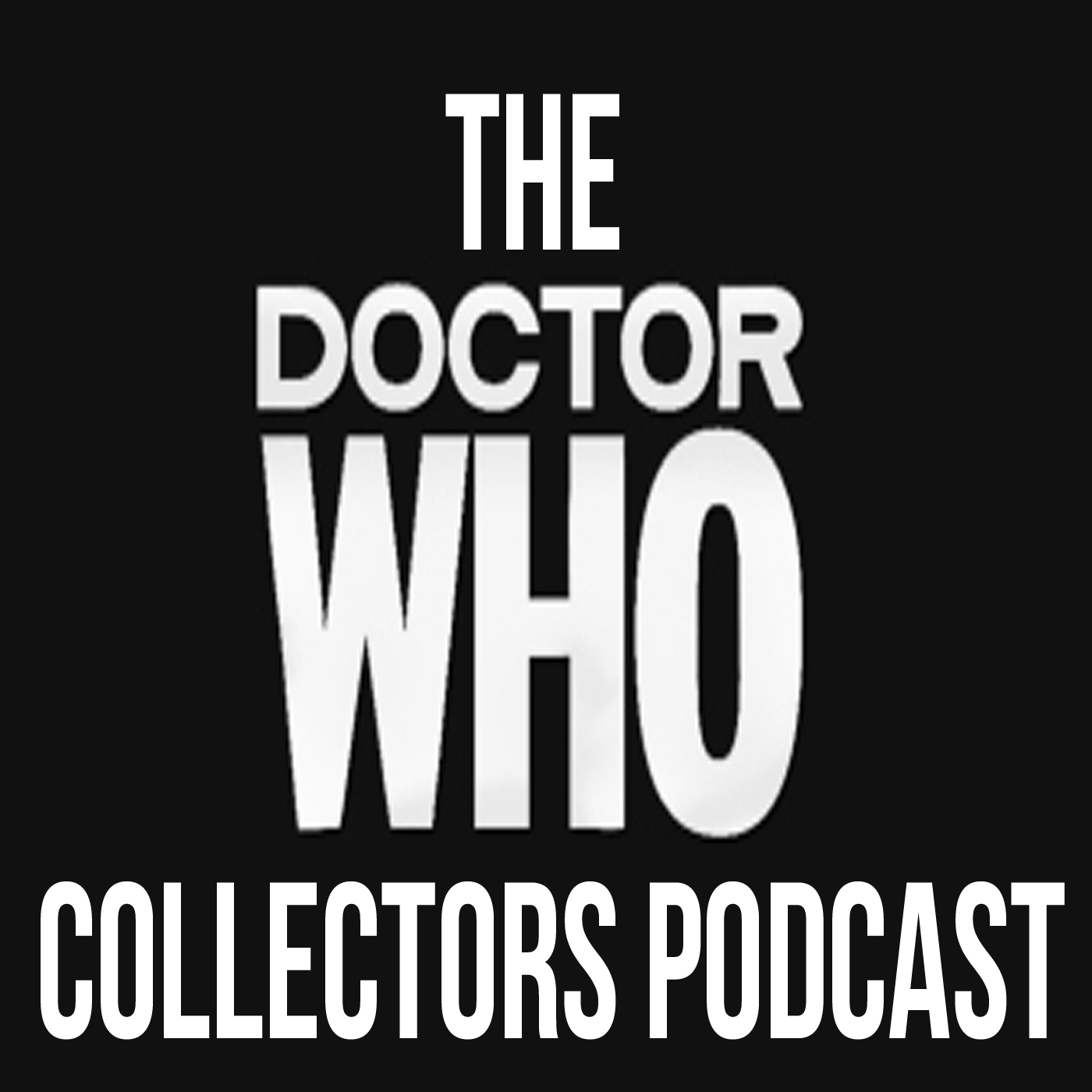 Logo for Doctor Who Collectors Podcast