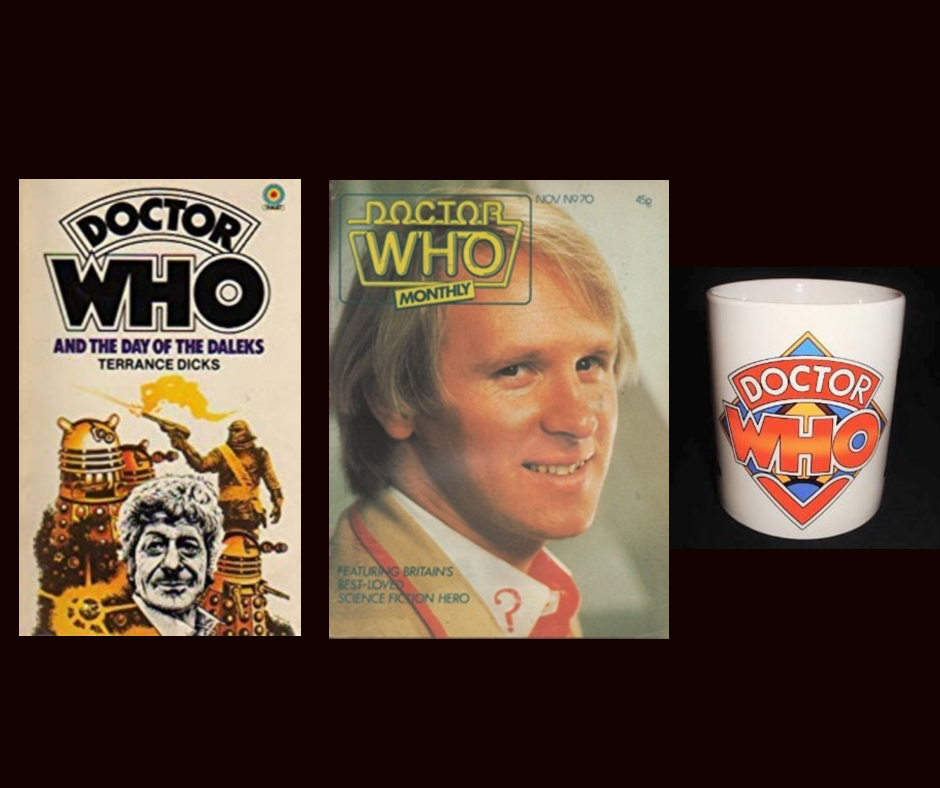 Thumbnail for Episode 6 – My first collectibles and The Doctor Who Movie 1996
