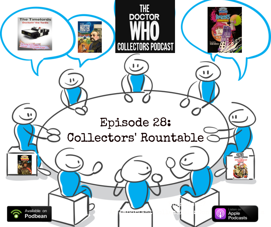 Thumbnail for Episode 28: Collectors' Roundtable