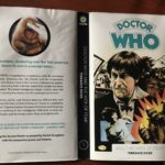 Doctor Who and the Web of Fear Prototype Target Hardcover alternative cover