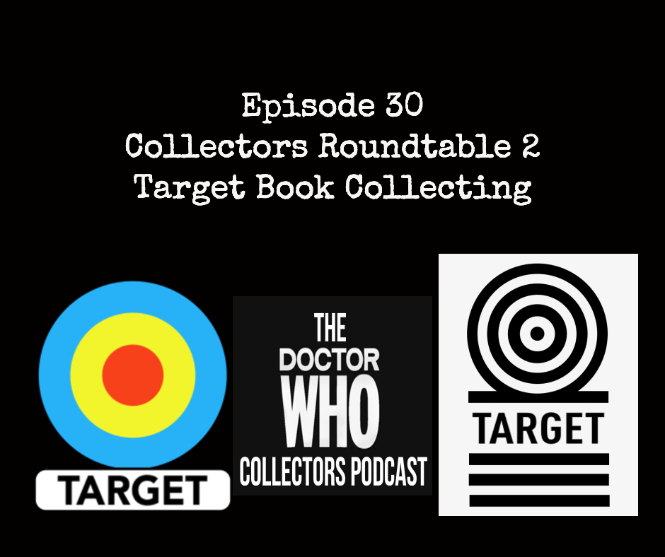 Thumbnail for Episode 30: Target Book Collector's Roundtable