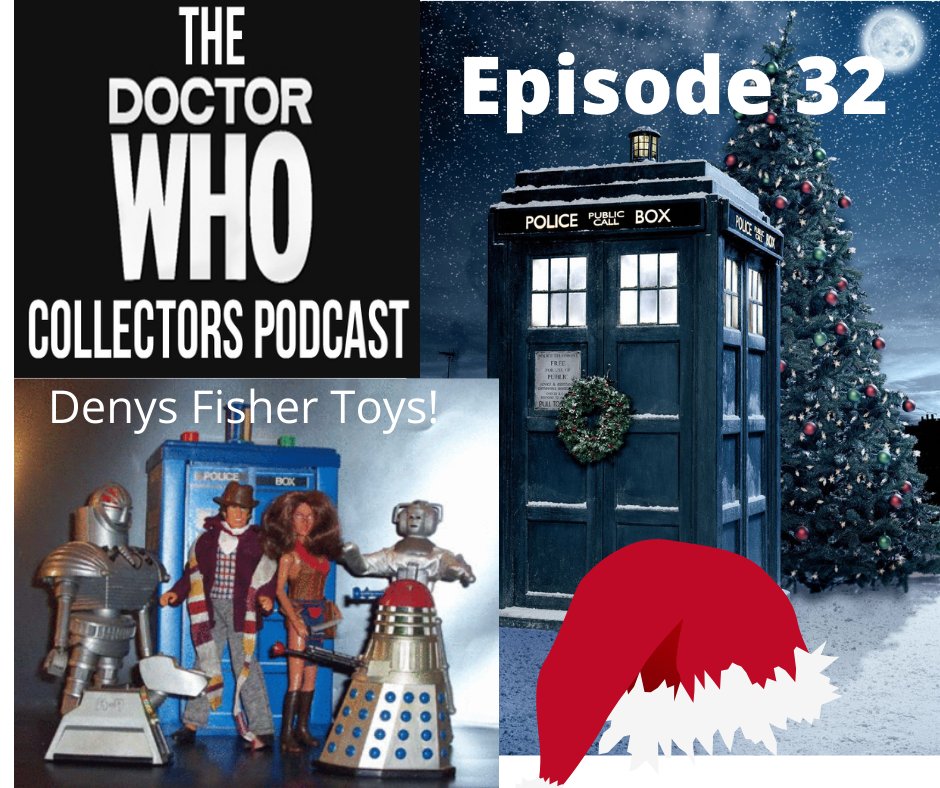 Thumbnail for Episode 32: Christmas 2020 and Denys Fisher Toys