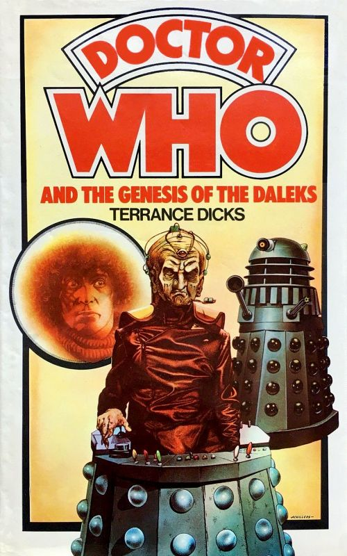 Doctor Who and the Genesis of the Daleks published in July 1976. 2nd edition in January 1977.
