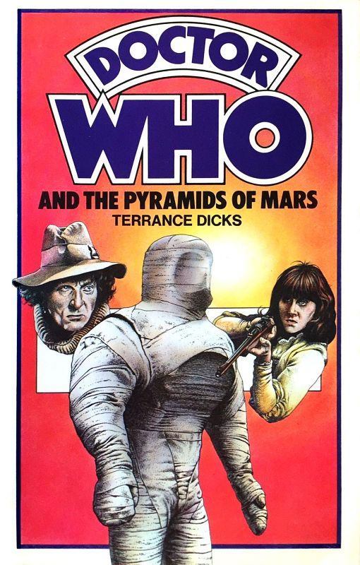Doctor Who and the Pyramids of Mars published December 1976 2nd edition in January 1978.