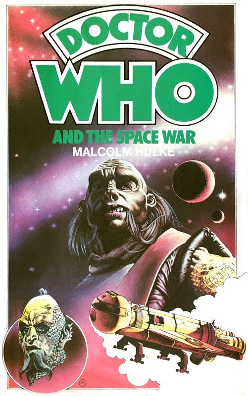 Doctor Who and the Space War published in September 1976. 2nd edition in January 1979.