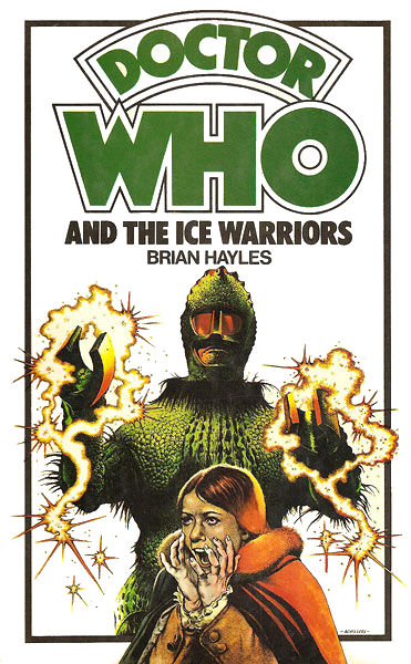 Doctor Who and the Ice Warriors published in March 1976. 2nd edition in July 1978.