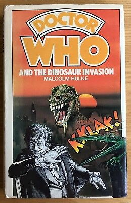 Doctor-Who-And-The-Dinosaur-Invasion-Wingate-hardback