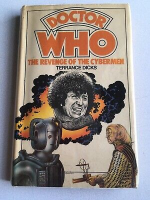 Doctor Who and the Revenge of the Cybermen published in May 1976. 2nd edition in January 1977.