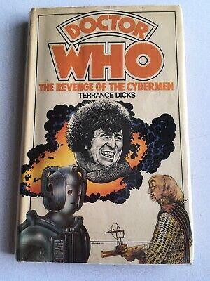 Doctor-Who-The-Revenge-Of-The-Cybermen-Hardback