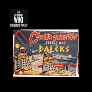 Today's rare item!  I don't have one, this photo was sent to us.  Anyone have one ?  #daleks #doctorwho #doctorwhocollectors