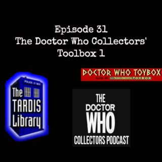Now available on all podcast platforms! You can also listen for free at Doctorwhocollectors.com