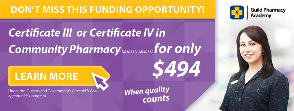Email banner Cert III and IV