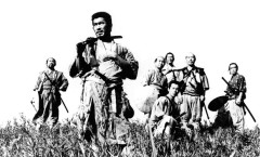 Shichinin no samurai (Os Sete Samurais) - 1954