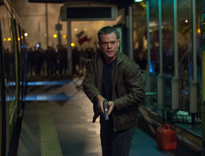 Jason Bourne - 2016