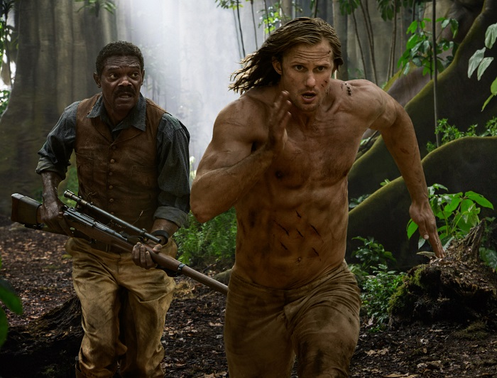 The Legend of Tarzan (A Lenda de Tarzan) - 2016