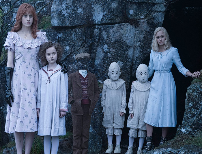 Miss Peregrine's Home for Peculiar Children (O Lar das Crianças Peculiares) - 2016