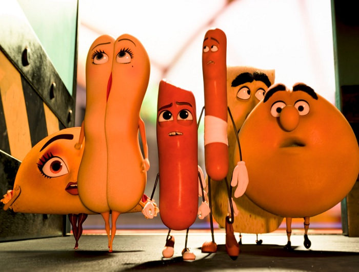 Sausage Party (Festa da Salsicha) - 2016