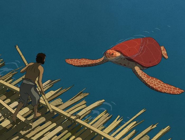 La tortue rouge (A Tartaruga Vermelha) - 2016