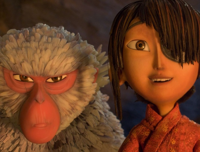 Kubo and the Two Strings (Kubo e as Cordas Mágicas) - 2016