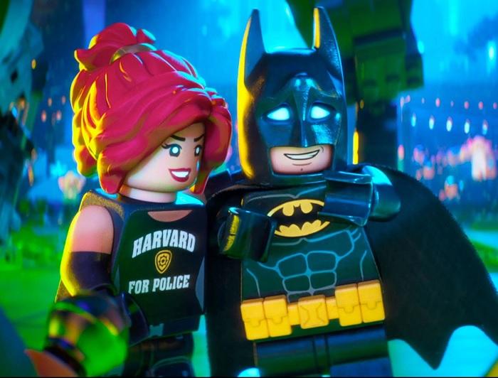 The LEGO Batman Movie - 2017