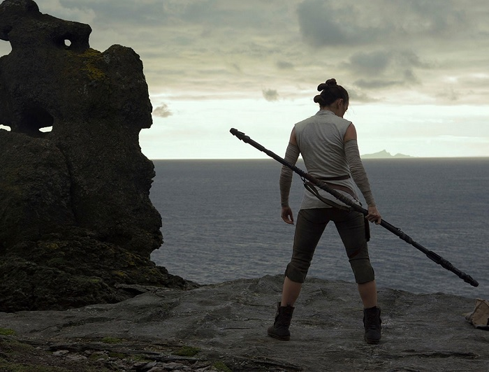Star Wars: Episode VIII - The Last Jedi (Star Wars: Os Últimos Jedi) - 2017
