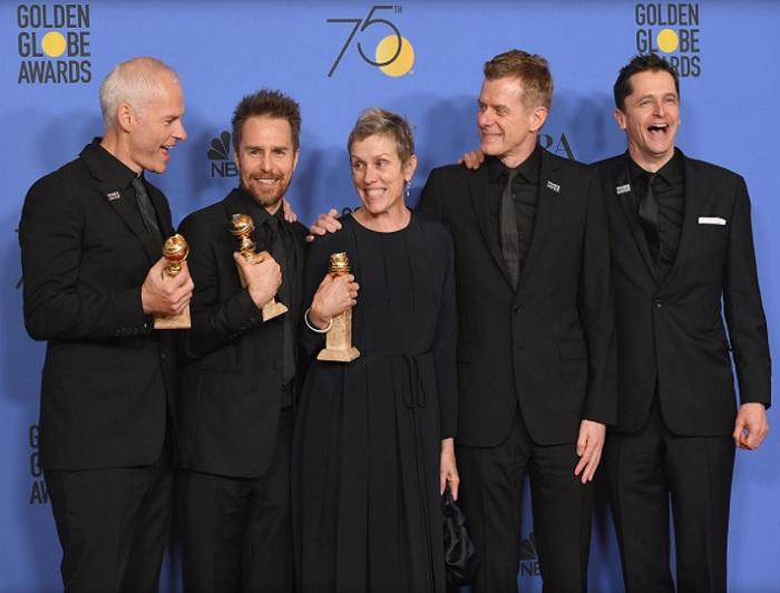 Globo de Ouro 2018 - Análise da premiação