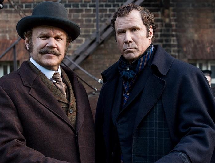 Holmes & Watson - 2018