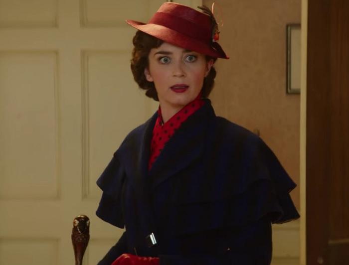 Mary Poppins Returns (O Retorno de Mary Poppins) - 2018