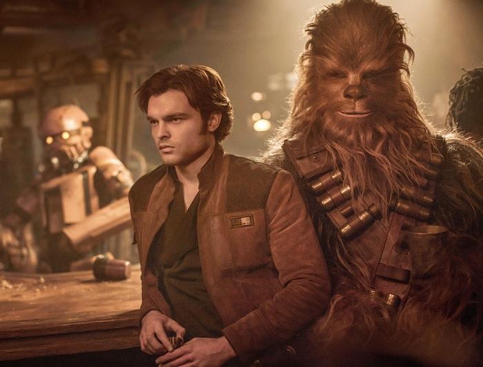 Solo (Han Solo: Uma História Star Wars) - 2018