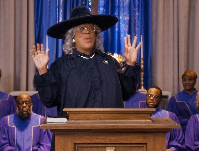 A Madea Family Funeral (Um Funeral em Família) - 2019
