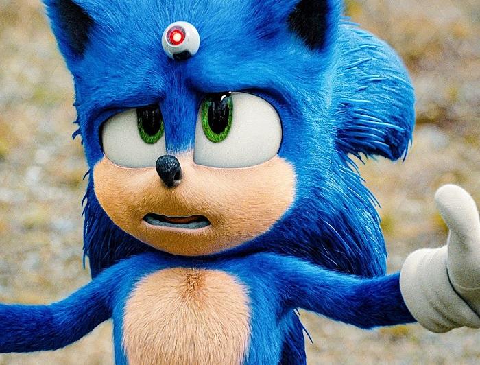 Sonic: O Filme - 2020