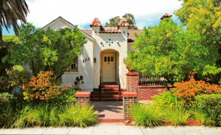 Our Redwood city home