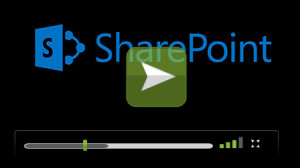SharePoint integrates with video