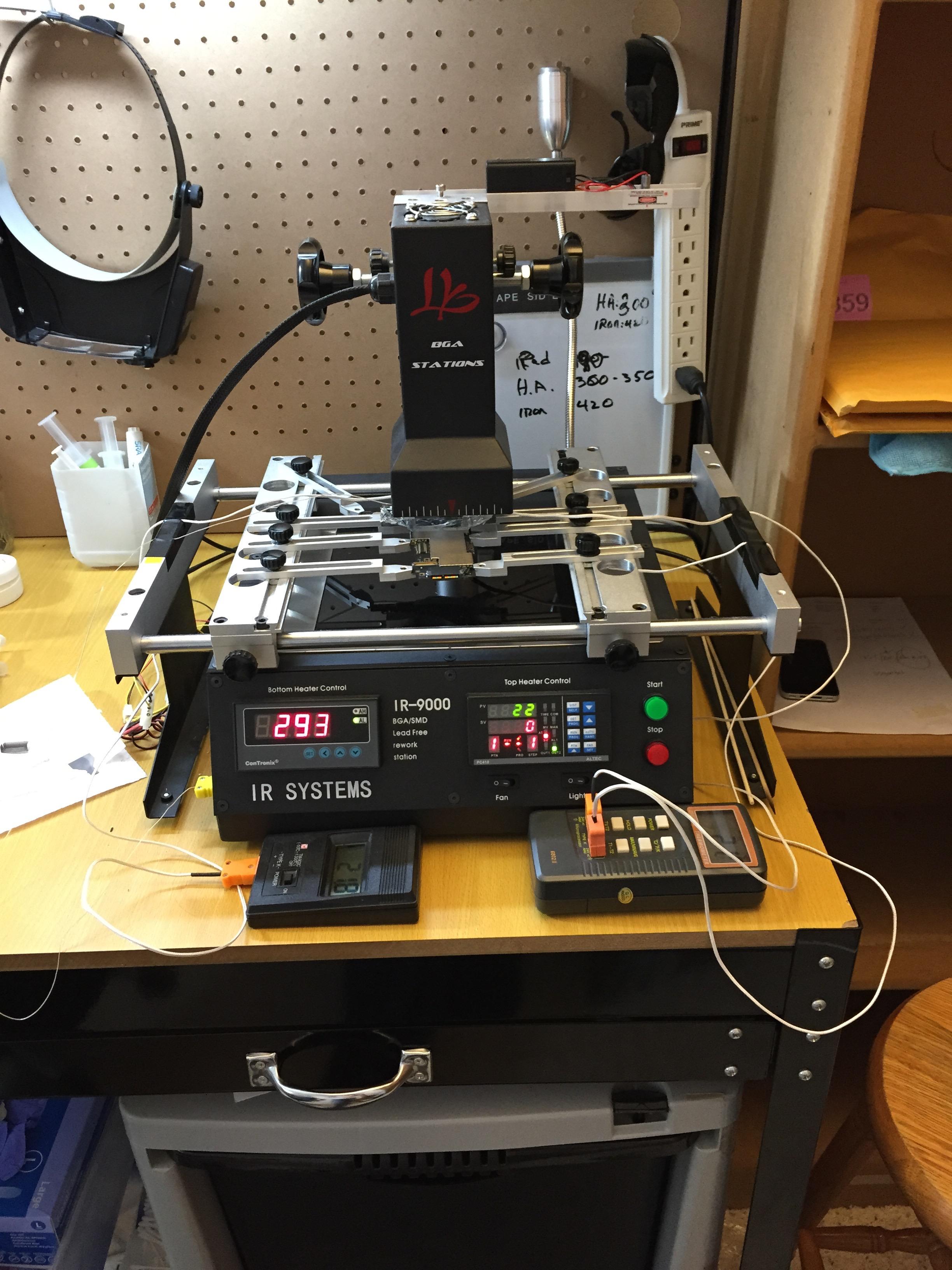 Reflow Workstation